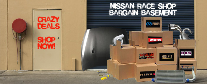 nissanraceshop 39 s bargain basement forums