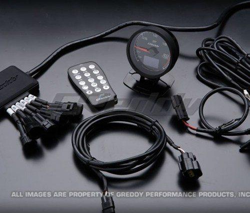 Greddy Turbo Parts: Greddy Multi D/A Gauge Set