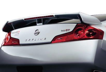 Nismo Rear Spoiler Skyline 350gt 2dr Infiniti G35 Coupe