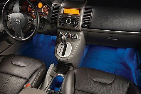 Genuine Nissan Interior Accent Lighting 2012 2013 Versa Nissan Race Shop