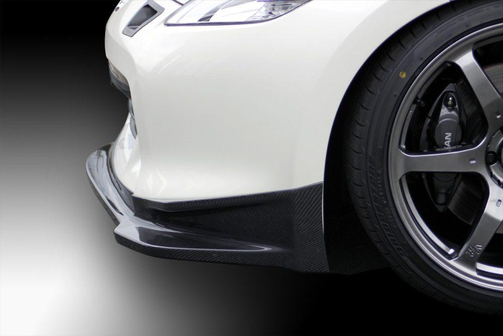 2014 Nissan Quest For Sale >> Mine's Front Lip Spoiler Z34 370Z – Nissan Race Shop