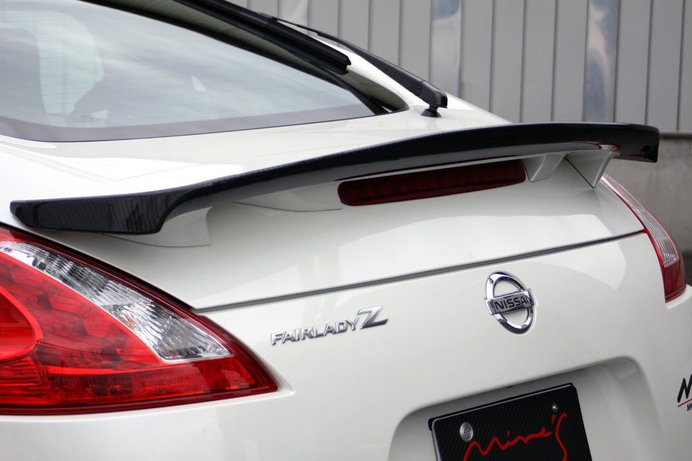 2014 Nissan Quest For Sale >> Mine's Rear Wing Z34 370Z – Nissan Race Shop