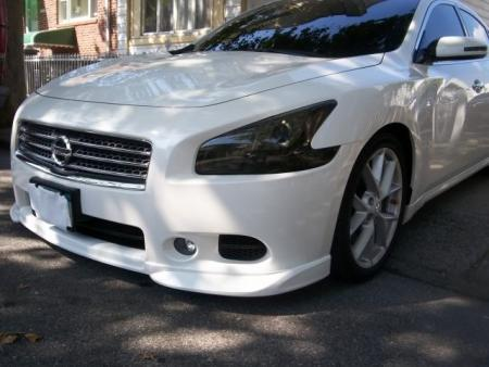 Stillen Front Lip Spoiler 09 14 Maxima Nissan Race Shop