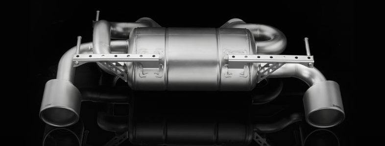 INTRODUCING AKRAPOVIC EXHAUST — WE ARE AUTHORIZED DEALERS!