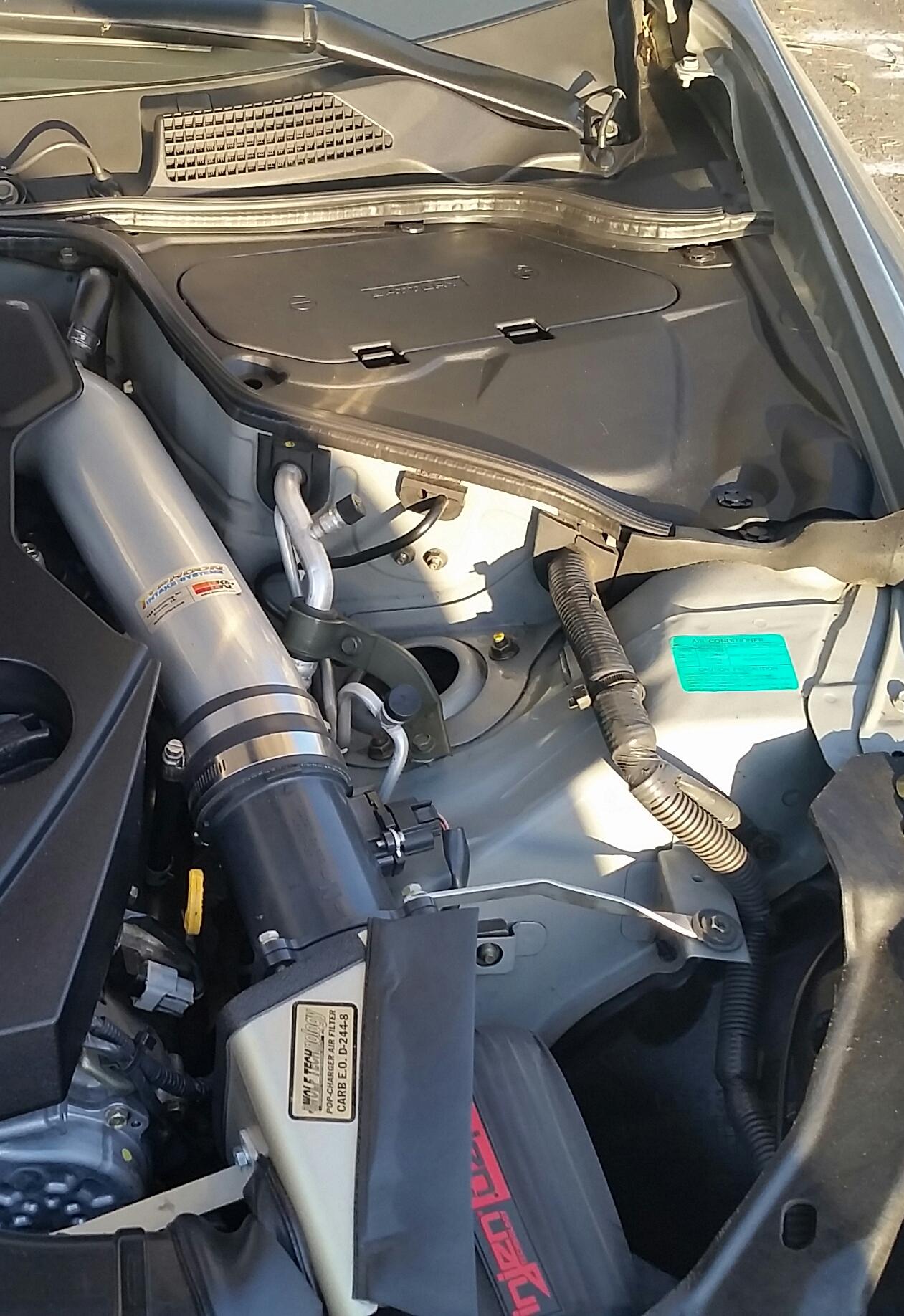 Jdm Nissan Battery Cover Kit For The Infinit G35