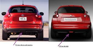 Euro Rear Fog Light The Nissan Juke Photo Gallery