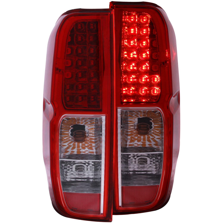 Anzo Usa Nissan Frontier 05 13 L E D Tail Lights Nissan