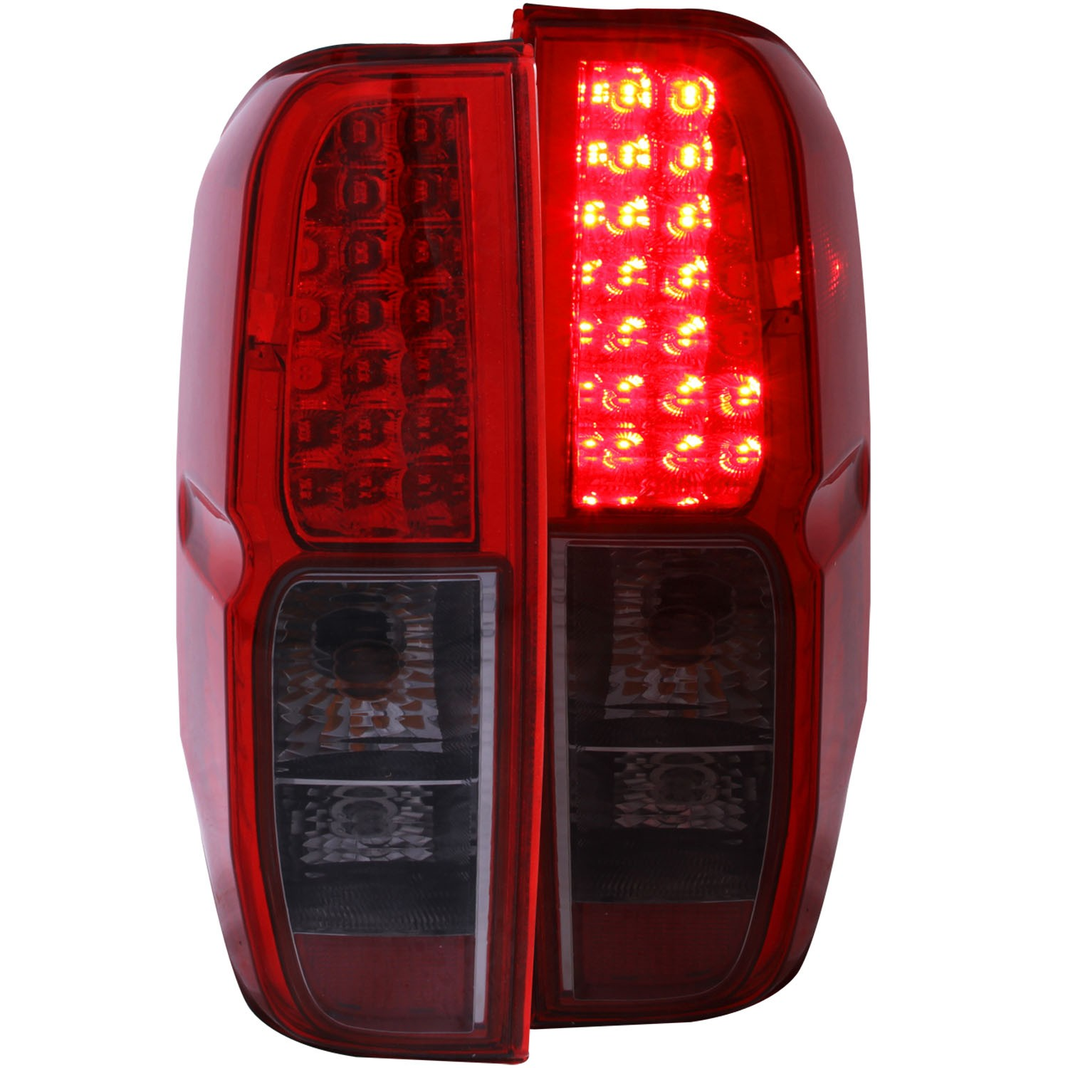 Anzo Usa Nissan Frontier 05 13 L E D Tail Lights Nissan