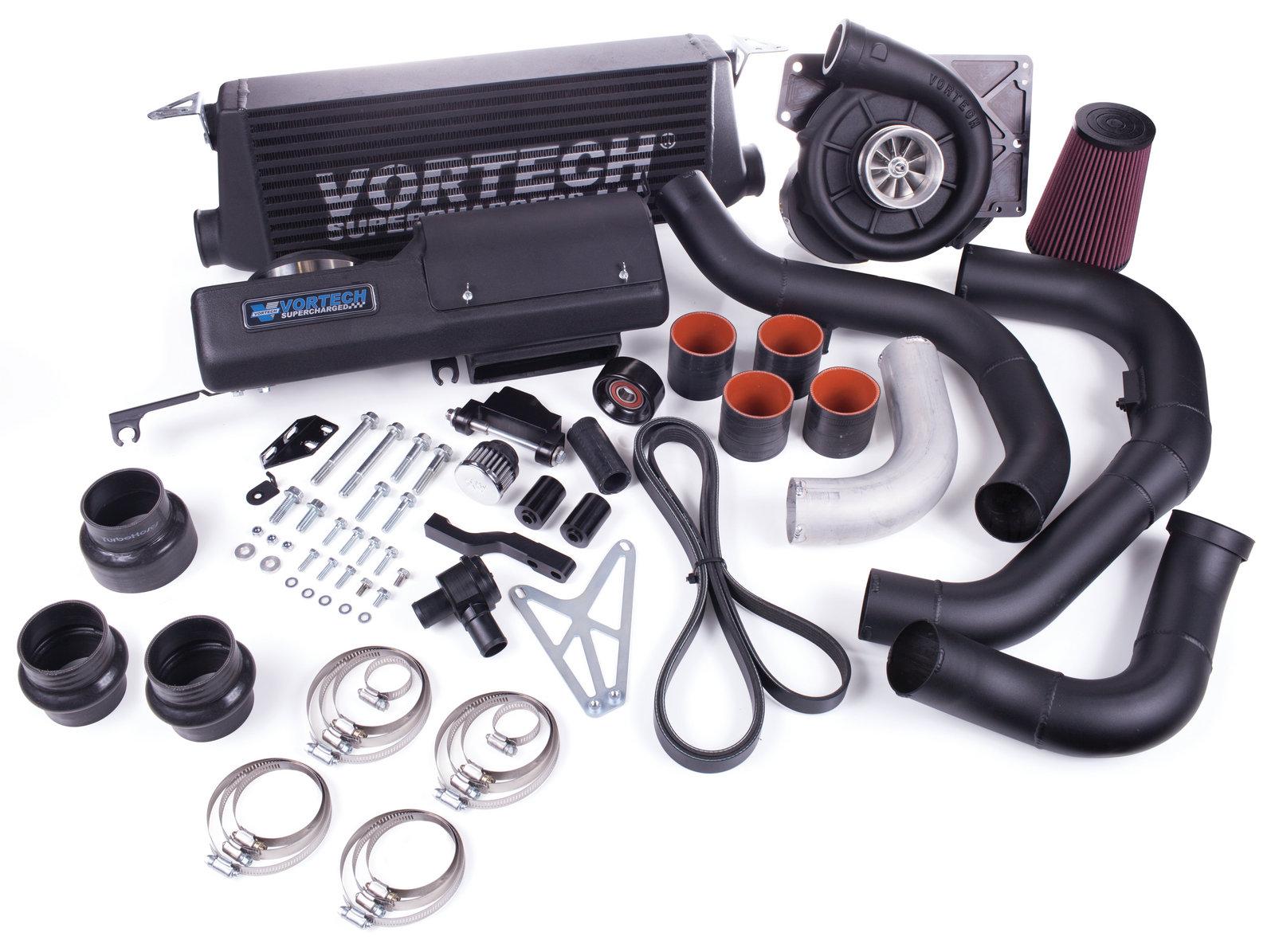 Vortech Supercharger Kit Subaru Brz And Scion Fr S