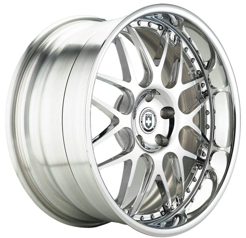 Hre Wheels 590r 3 Piece Forged Wheel Nissan Race Shop