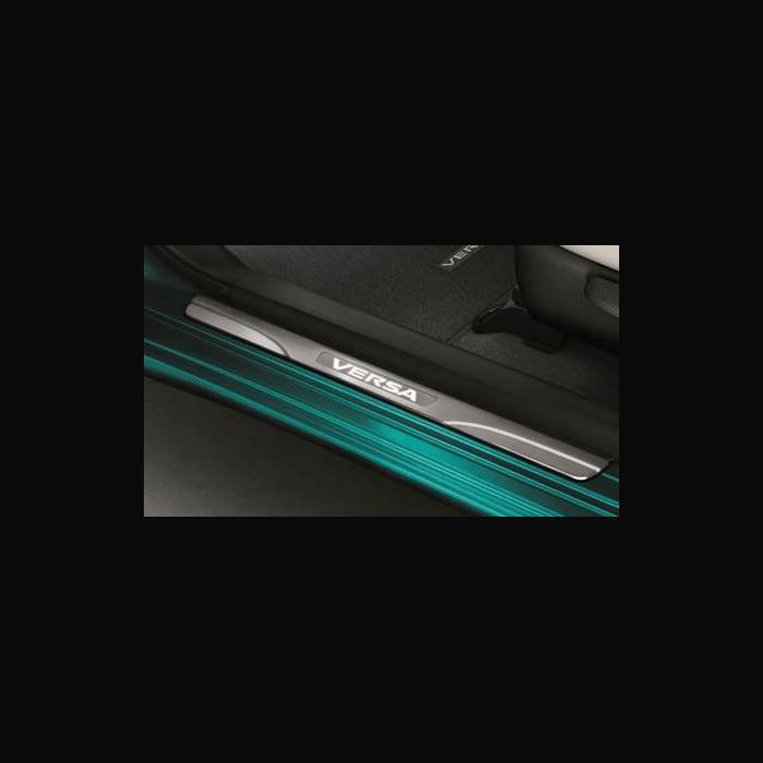 Stainless Steel Illuminated Kick Plates For Versa Note