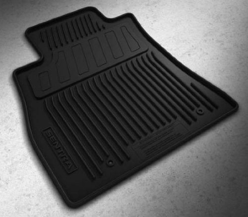 Genuine Nissan All Season Rubber Floor Mats 2013-2014 ...