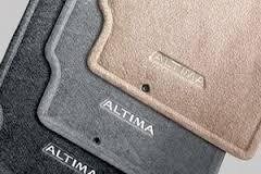 Genuine Nissan Carpeted Floor Mats – 2009-2012 Altima (Sedan)