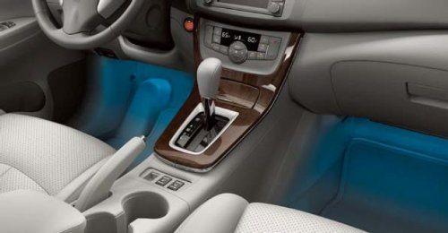 Genuine Nissan Sentra Interior Accent Lighting 20 Color 2017