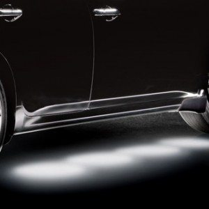 Amazing Genuine Nissan Altima Coupe External Ground Lighting 2010 2014