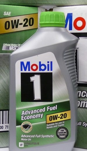 mobil1 advanced fuel economy 0w 20 synthetic motor oil 1 qt nissan race shop. Black Bedroom Furniture Sets. Home Design Ideas