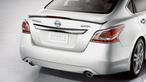 Nissan Altima Price In Pakistan >> Genuine Nissan Clear Rear Bumper Protector - 2013-2015 Altima Sedan - Nissan Race Shop