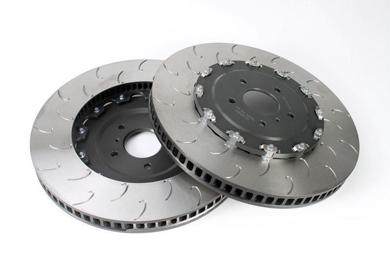 ap racing j hook brake rotors rear r35 gtr