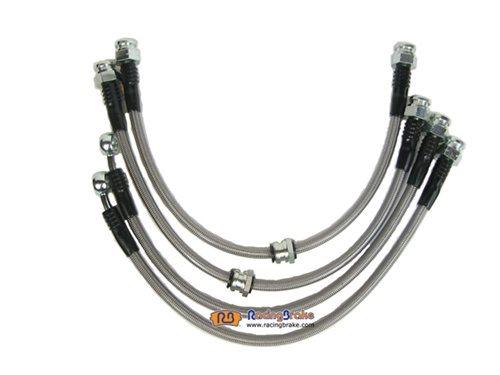 racing brake stainless steel brake line  g37s sport