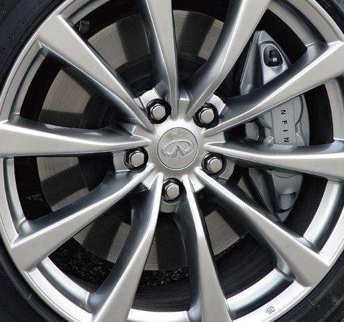 Infiniti G37 S For Sale: OEM Infiniti G37 Sport Caliper (Akebono)