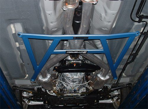GTSPEC Mid Chassis Reinforcement Brace for 350Z/G35 ...