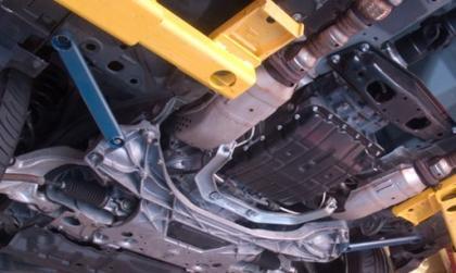 Gtspec Front Subframe Braces Infiniti G35 G37 07