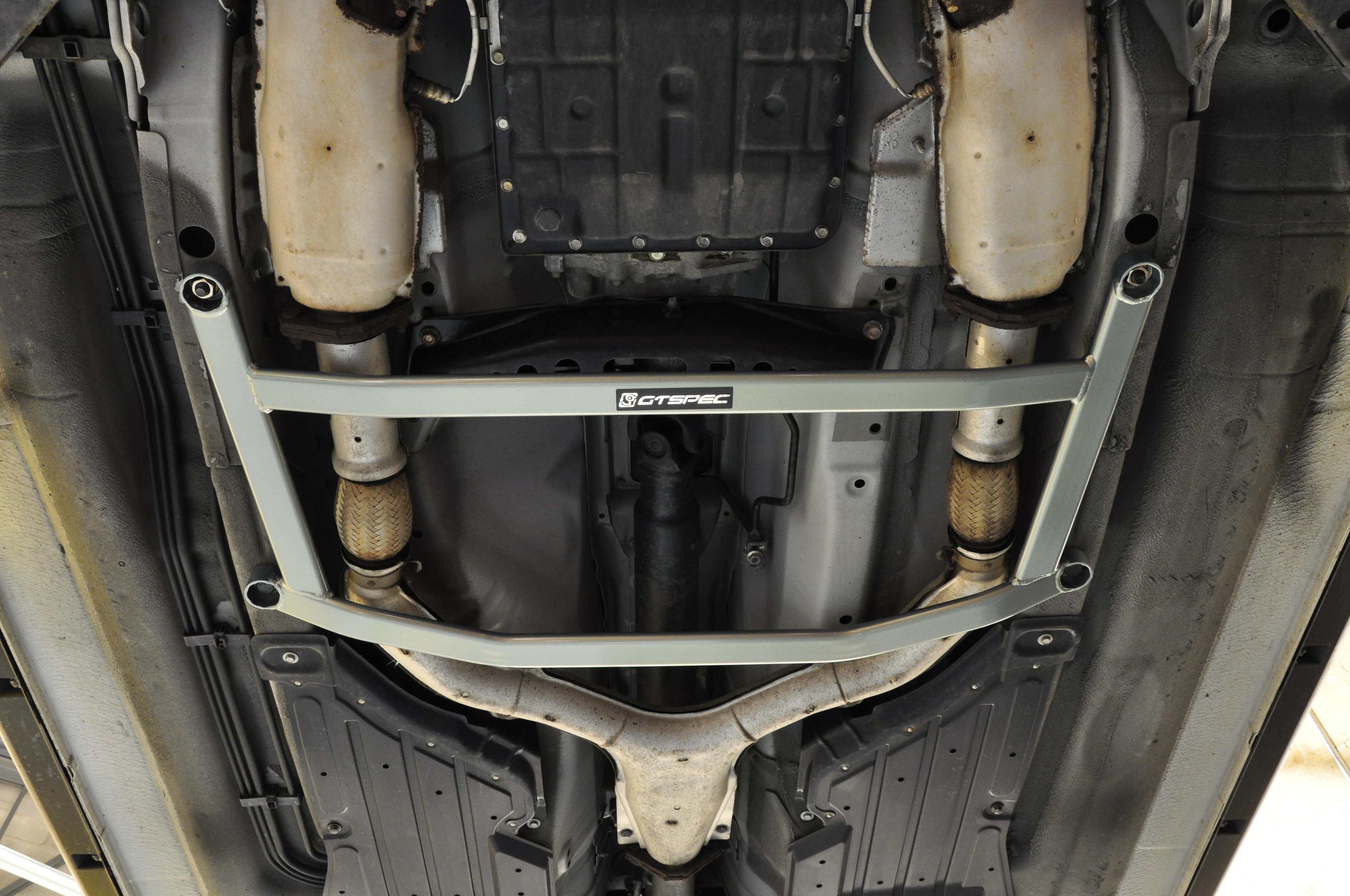 chassis brace fx35 infiniti reinforcement fx45 mid gtspec sus gts nissan
