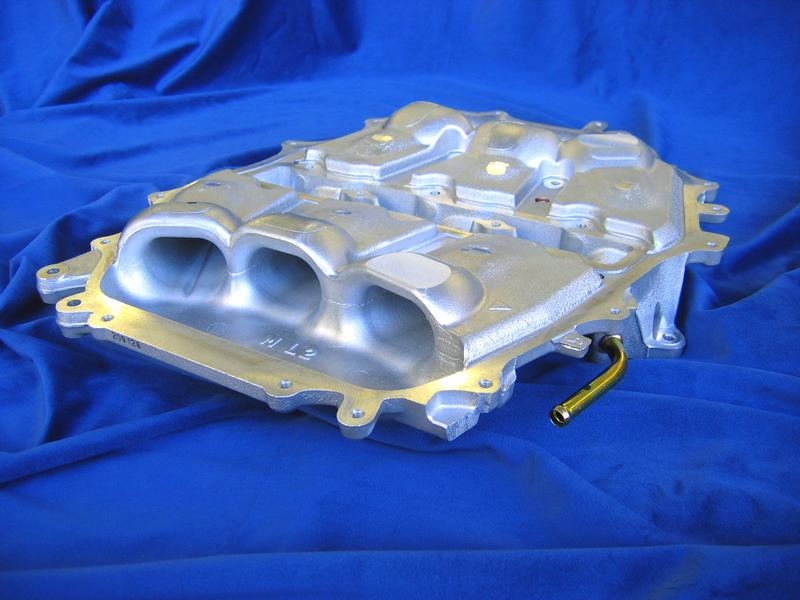 Motordyne Engineering MREV2 Lower Intake Collector