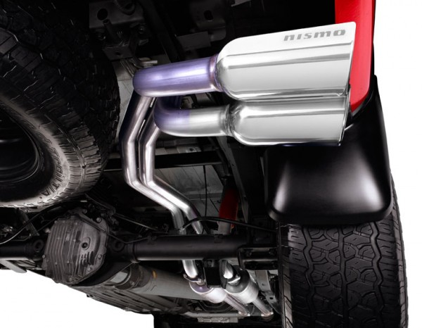 Nismo Dual Sport Cat Back Exhaust System Nissan Titan Nissan Race Shop