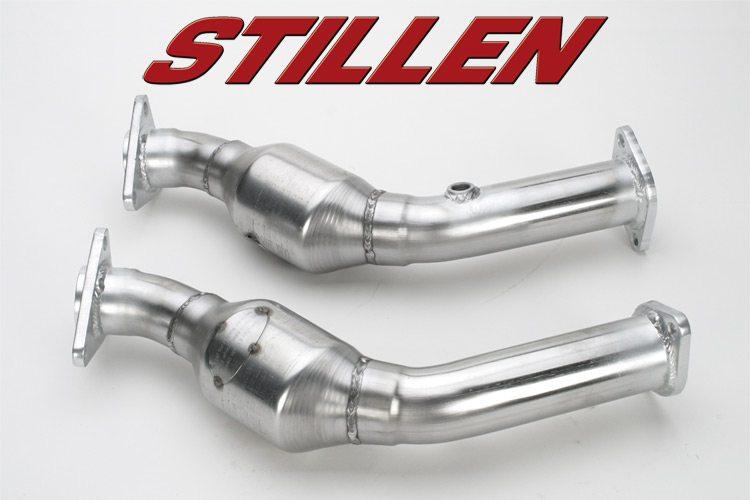 Stillen 20032006 Nissan 350z 20032007 Infiniti G35 Hiflow Catalytic Converters: G35 Catalytic Converter At Woreks.co