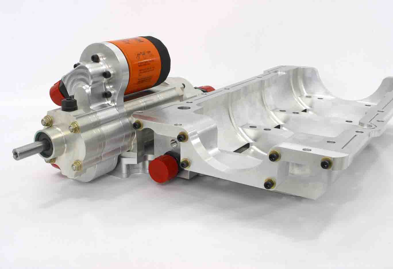 Dailey Engineering Dry Sump System For Vq35de Nissan