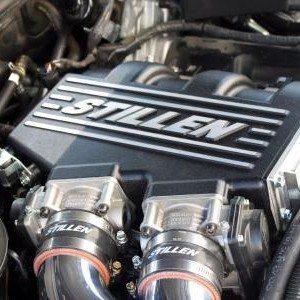 Stillen Nissan Frontier Pathfinder Xterra Supercharger