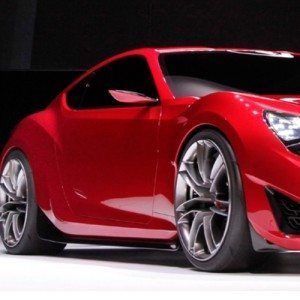 Toyota FRS