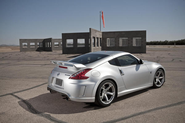 Genuine Oem Nismo 370z Wheel Nissan Race Shop