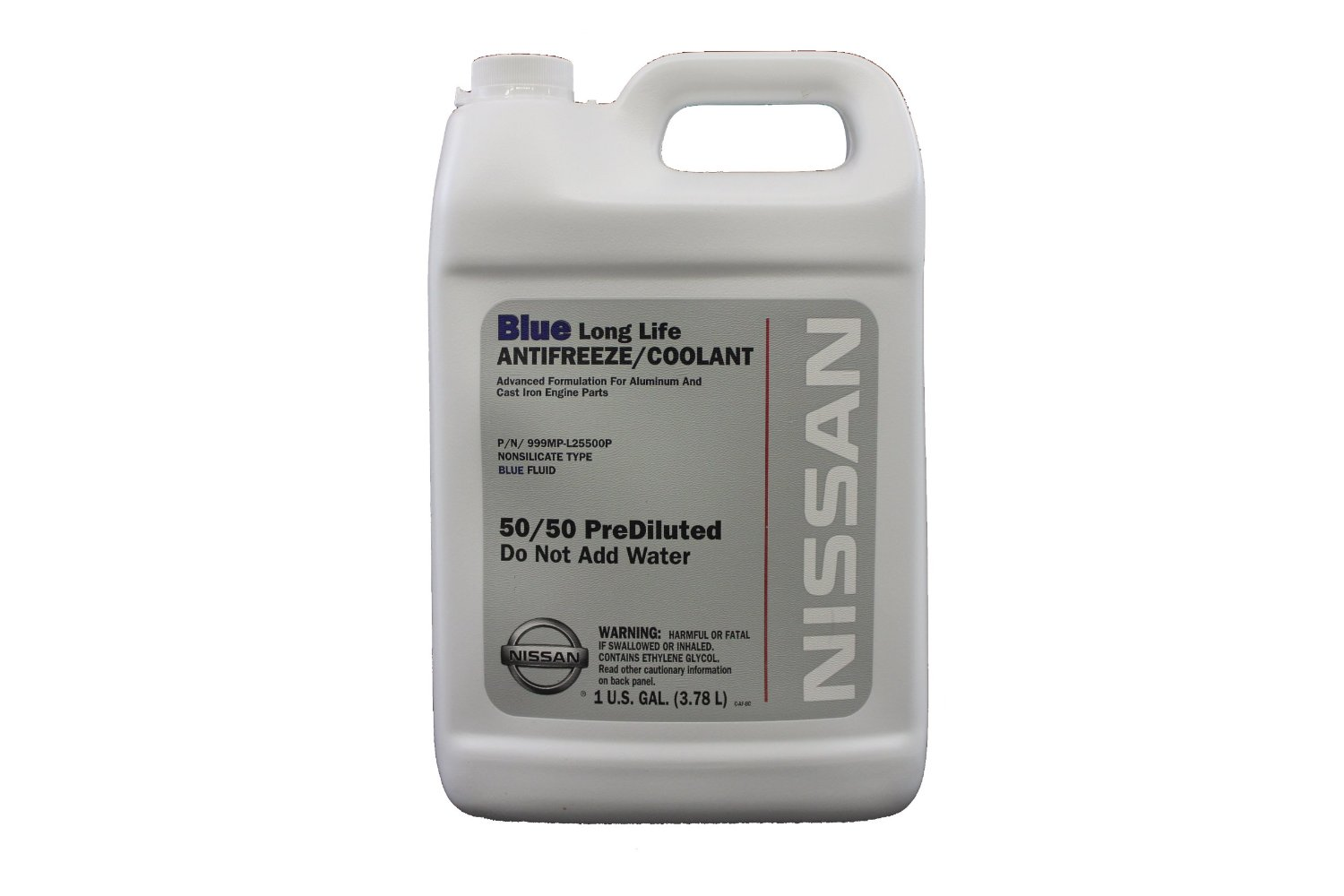 Genuine Nissan Blue Long Life Antifreeze Coolant 1