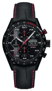 TAG Heuer Carrera NISMO Special Edition Watch - Nissan ...