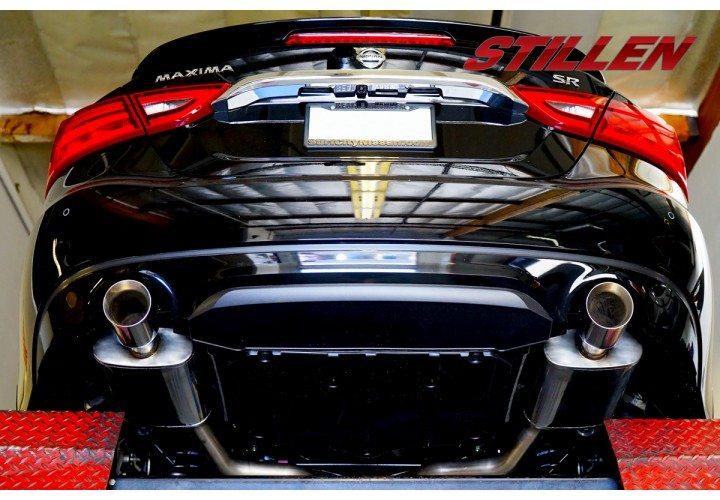 Stillen Stainless Steel Axle-Back Exhaust System - 2016+ Maxima