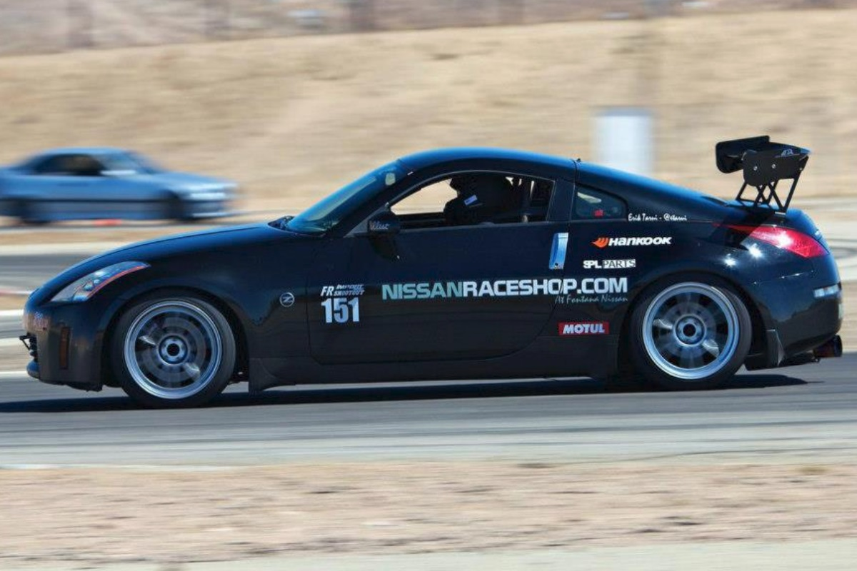 How To Build A Nissan 350z For Street And Track