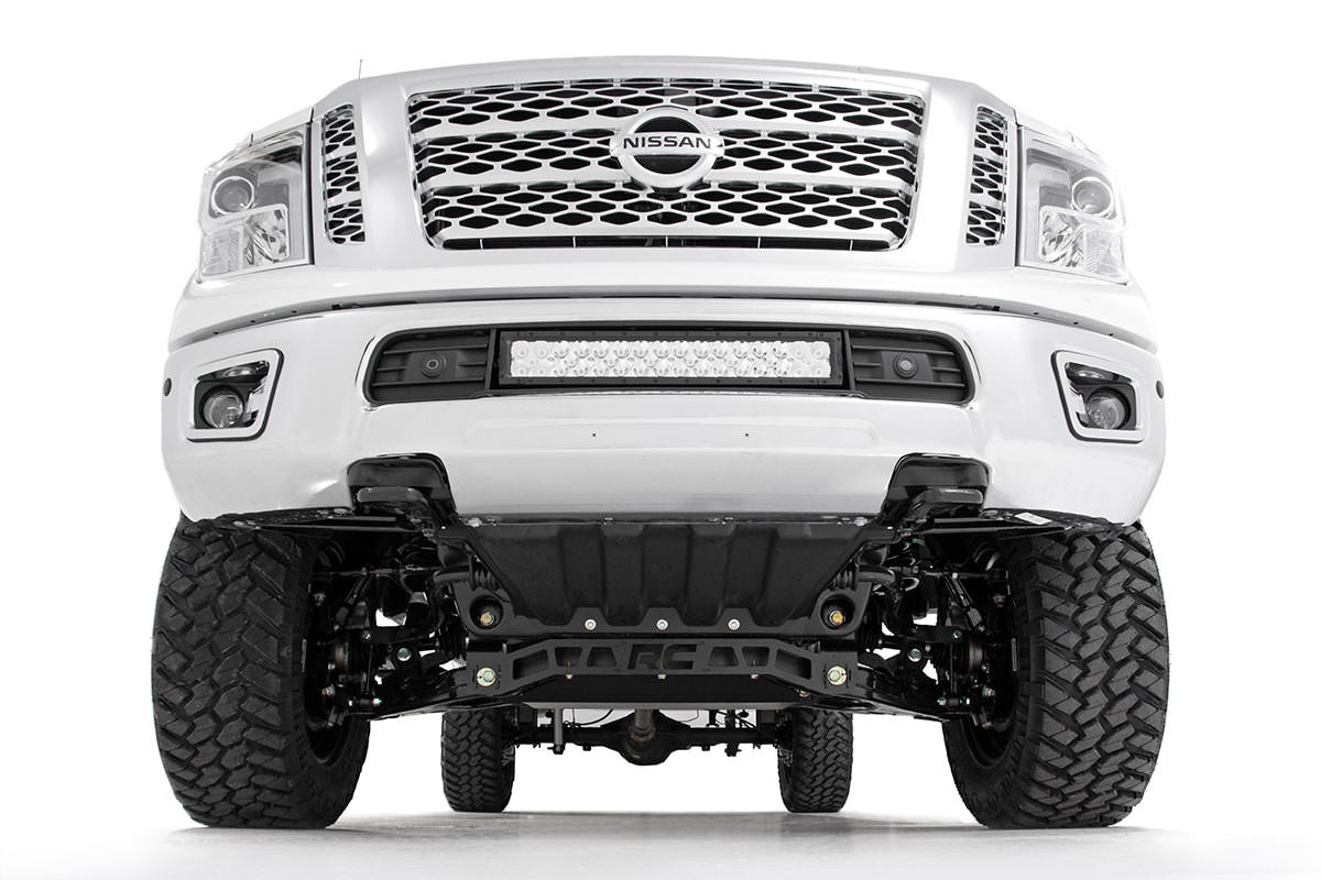 Rough Country Releases Their New 6 Inch Lift For the Titan XD!