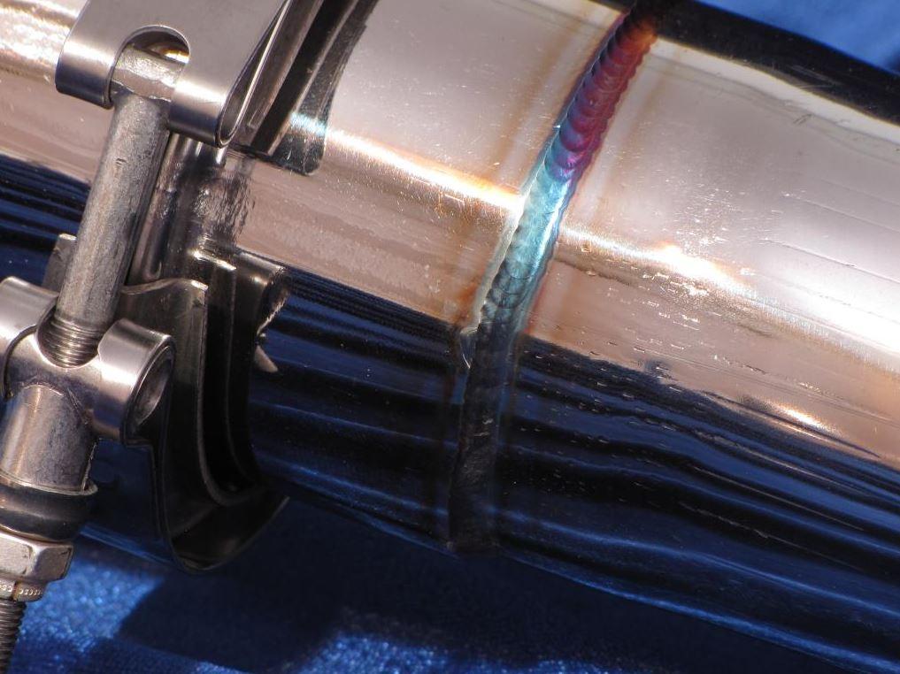Motordyne Shockwave Exhaust - 2008+ Maxima