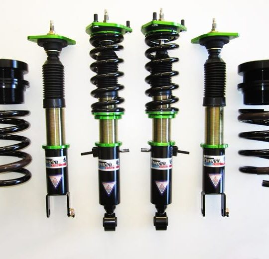 powertrix RT coilovers