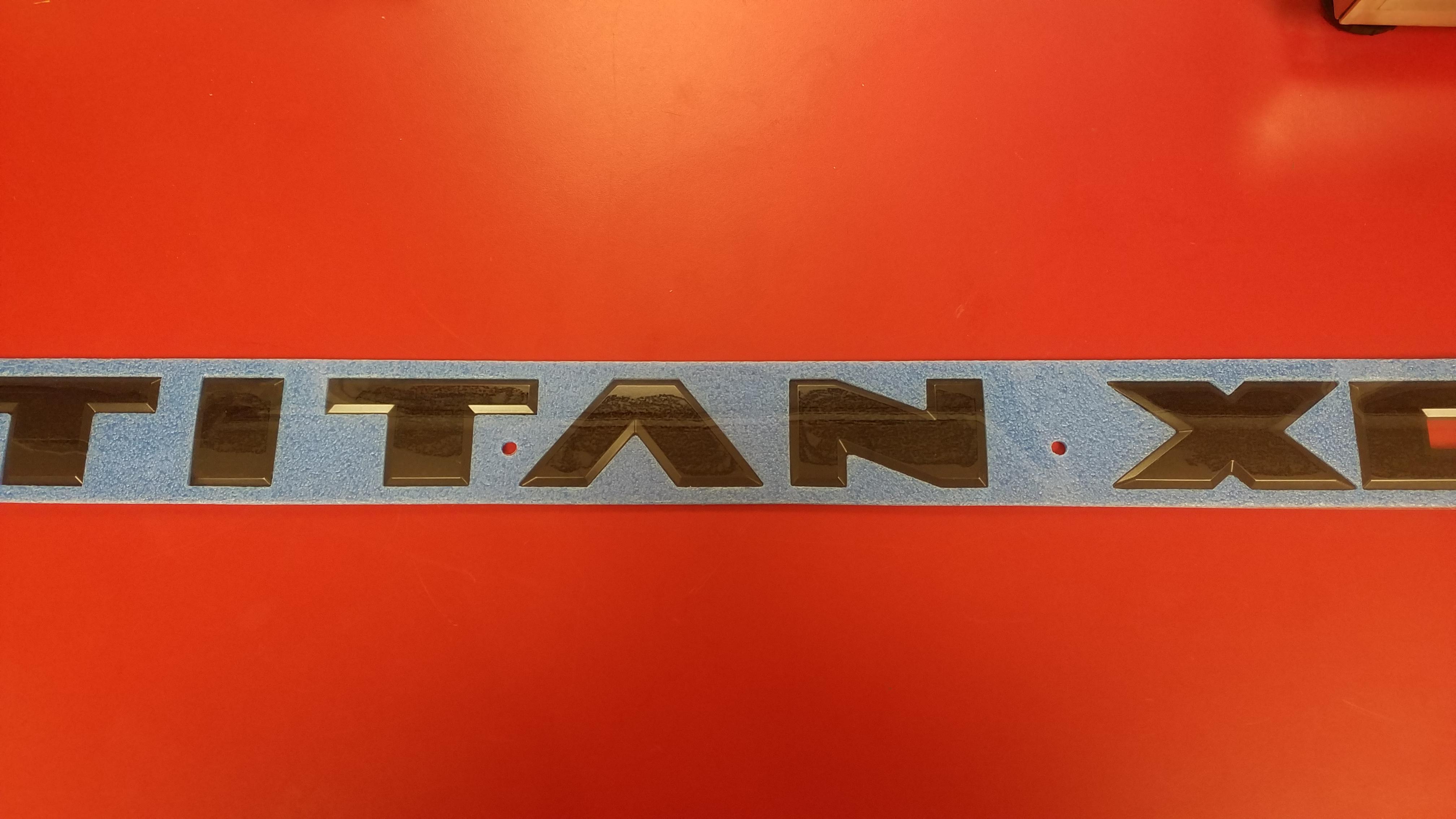nissan titan xd midnight edition for sale