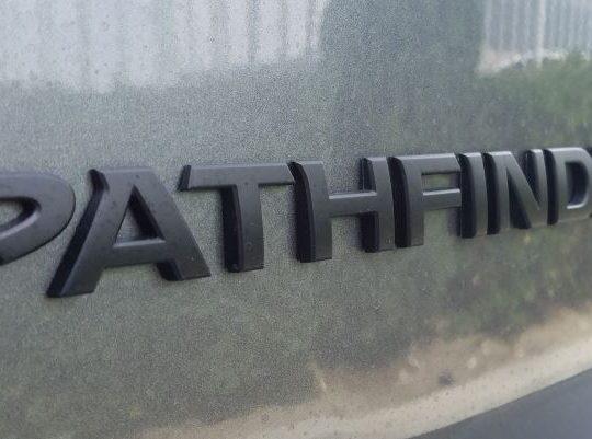 Midnight Edition Pathfinder Logo